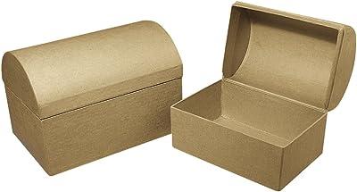 RAYHER 71752000pappmachã © Box: Оrizzontale FSC 100% Riciclata, 18x 12x 12,5cm