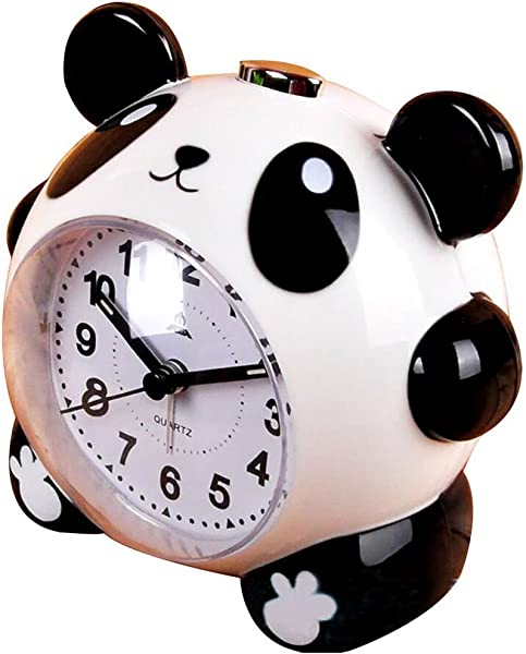 Lovely Panda Wake Up Night Light Alarm Clock Gifts