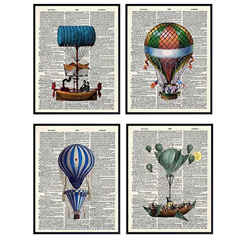 hot air balloon home decor - 5