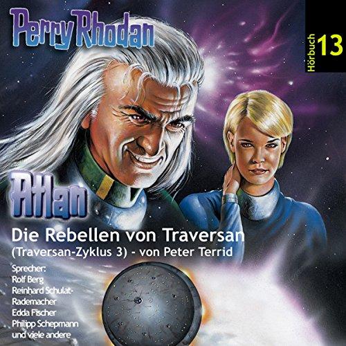 Atlan - Die Rebellen von Traversan Titelbild
