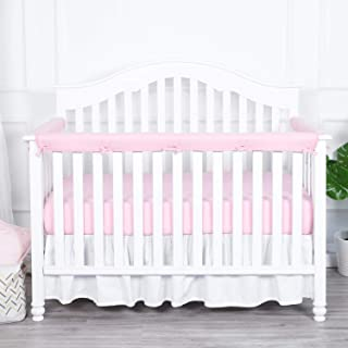 white baby girl cribs