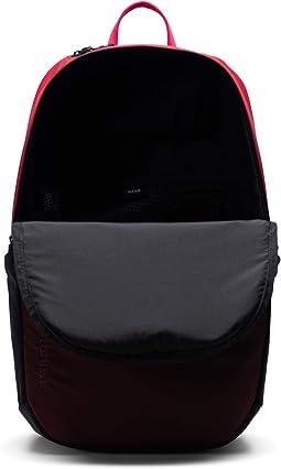 Plum/Red/Black