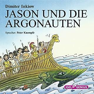 Jason und die Argonauten                   Autor:                                                                                                                                 Dimiter Inkiow                               Sprecher:                                                                                                                                 Peter Kaempfe                      Spieldauer: 1 Std. und 52 Min.     30 Bewertungen     Gesamt 4,3