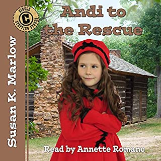 Andi to The Rescue     Circle C Stepping Stones, Book 4              By:                                                                                                                                 Susan K. Marlow                               Narrated by:                                                                                                                                 Annette Romano                      Length: 2 hrs     Not rated yet     Overall 0.0