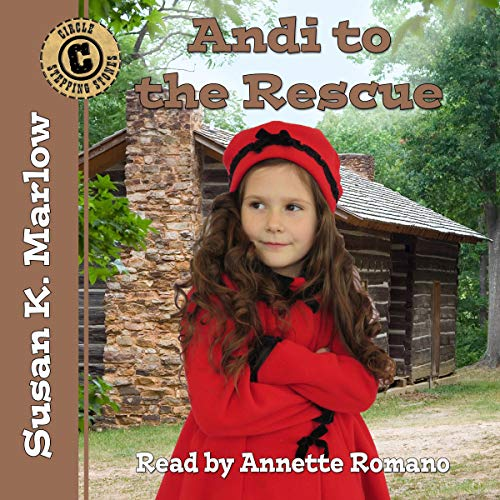 Andi to The Rescue audiobook cover art