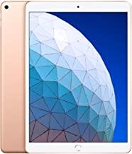 Apple iPadAir (10.5-Inch, Wi-Fi, 256GB) - Gold (3rd Generation) (2019) (Renewed)