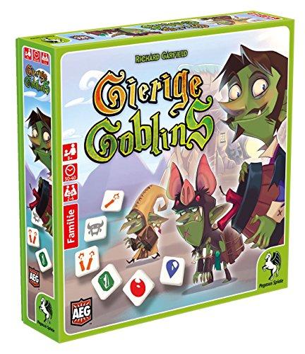 Pegasus Spiele 51101G - Gierige Goblins