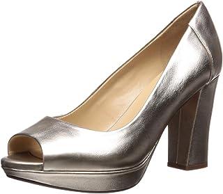 aa4e9160308e3 Amazon.com: Brown - Pumps / Shoes: Clothing, Shoes & Jewelry