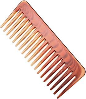Anself Wide Teeth Comb Hair Health Comb Hairdressing Brush Styling Comb