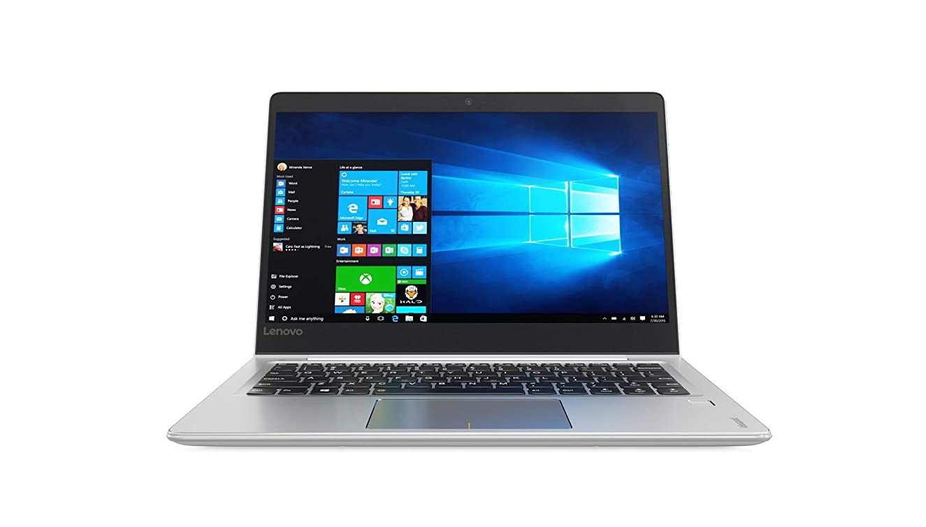 Lenovo 13.3in IdeaPad 710S Plus Touch-13IKB Touchscreen i7-7500U (7th Gen) Dual-core 2.7GHz 16GB DDR4 SDRAM 512GB SSD Windows 10 Home 80YQ0007US (Renewed)