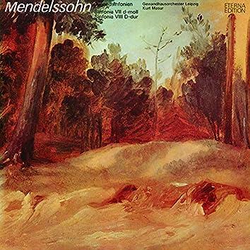 Mendelssohn: Jugendsinfonien No. 7 & 8