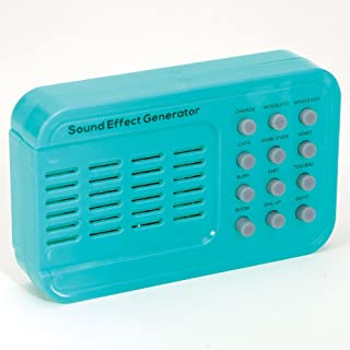 Bits and Pieces - Sound Effects Machine - Electronic Handheld Sound Effects Generator - Plays 12 Hilarious Sound Effects