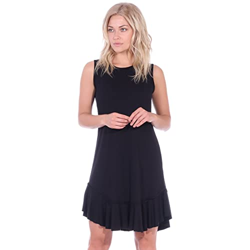 Black Mid Length Sundress Amazon