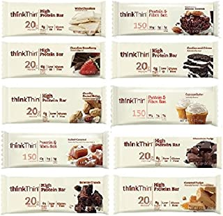 Think Thin Super Variety Pack of 20
