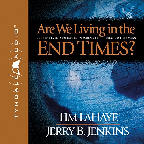 Are We Living in the End Times? audiobook cover art