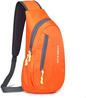 GADIEMENSS Cross Body Sling Bag Waterproof Sport Small Bag for Men Women