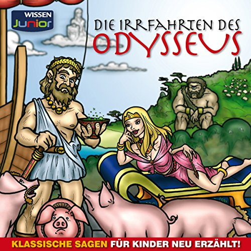Die Irrfahrten des Odysseus                   Autor:                                                                                                                                 Homer                               Sprecher:                                                                                                                                 Joachim Kerzel                      Spieldauer: 1 Std. und 9 Min.     15 Bewertungen     Gesamt 4,2