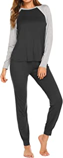womens long sleeve pjs