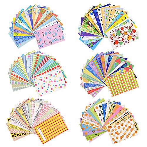 Sunmns 120 Sheets Colorful Photo Instant Films Frame Sticker for FujiFilm Instax Mini 11/9/ 8/ 7s/ 70/26/ 90 Camera Film