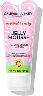 California Baby Calming Jelly Mousse Hair Gel, 85ml