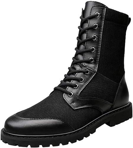 Stiefel Martin Calzado De Uso General Para herren Calzado Casual Para Hombre De Invierno Al Aire Libre