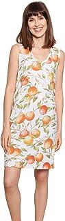 Rösch New Romance 1213111-16452 Women's Sweetorange Cotton Nightdress