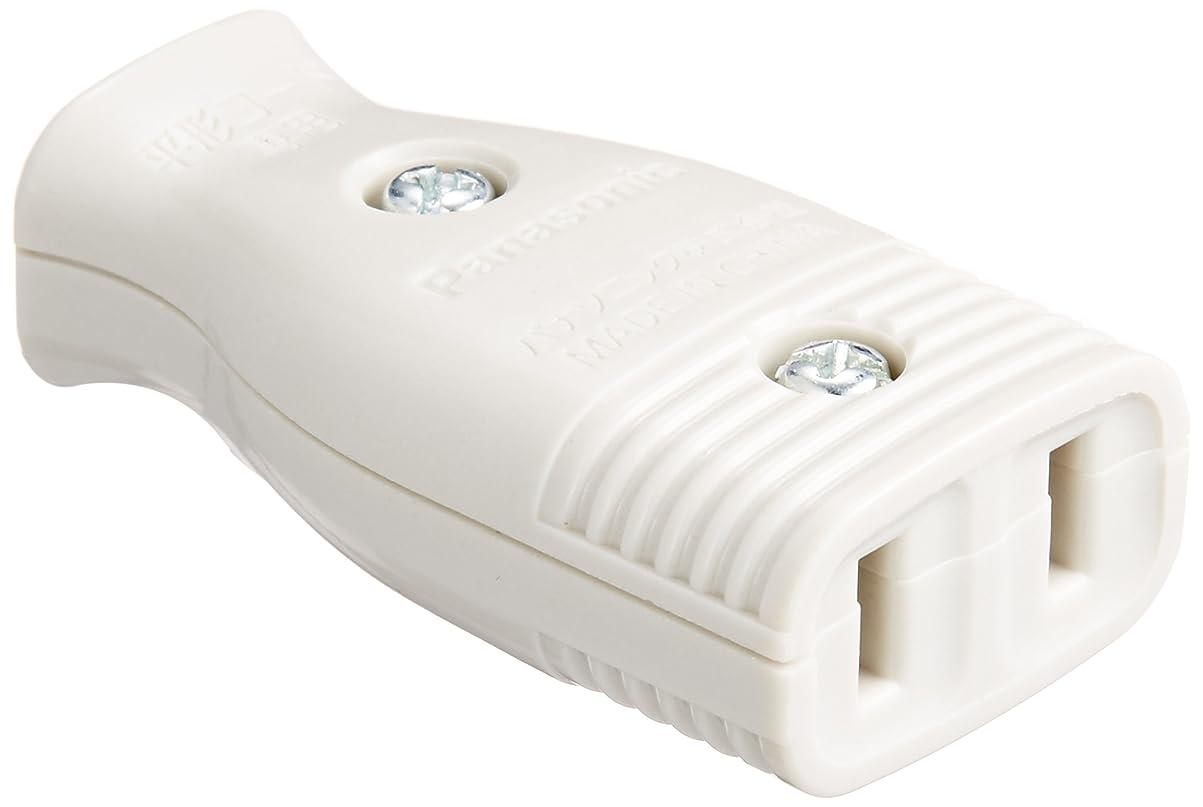 わざわざ独立した電気パナソニック(Panasonic) ベター小型コードコネクタボディ グレー WH4615H 10個入