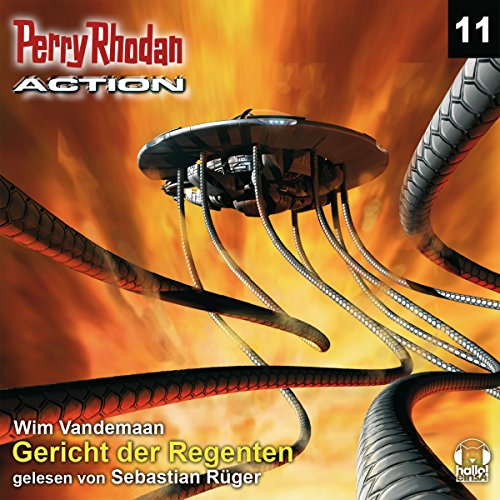 Gericht der Regenten audiobook cover art