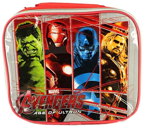 Marvel Avengers Alter von Ultron Schule Mittagessen Beutel