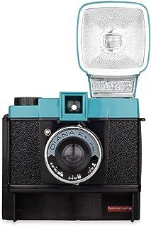 Lomo Diana F+ Instant Camera スタンダードブルー/インスタントカメラ