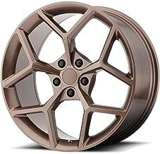 OE Replica 126CO Camaro Z28 22x11 5x120 +43mm Copper Wheel Rim
