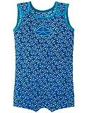 Schiesser Baby-Jungen Aqua Bade-Body Einteiler, Blau (Blau 800), 92 (Herstellergröße: 414)