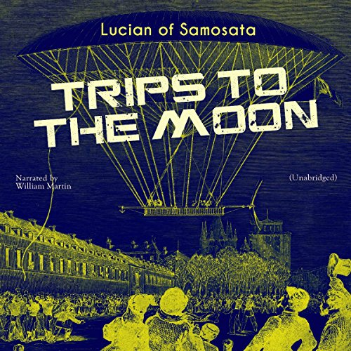 Trips to the Moon audiobook cover art