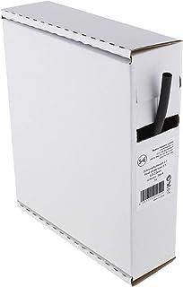 Heat-Shrink Tube Black 3:1 6.0-2.0 mm 7 Metres - Dispenser Box