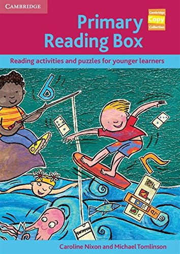 Primary Reading Box: Reading activities and puzzles for younger learners ( Copy Collection)