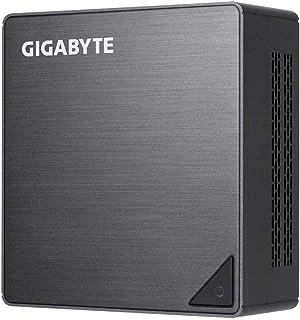 Gigabyte Brix NUC Ultra Compact Barebone Mini PC i3-8130 0.63L M.2 SSD 2xDDR4 SODIMM HDMI mDP 4K WiFi BT 2xUSB3.1 2xUSB3.0...