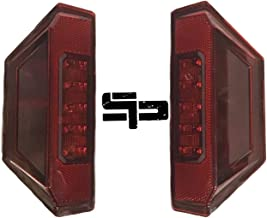 2013-18 POLARIS RANGER 900 1000 XP NEW RED LED TAIL LIGHTS LEFT RIGHT SET
