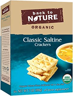 Best organic saltine crackers Reviews