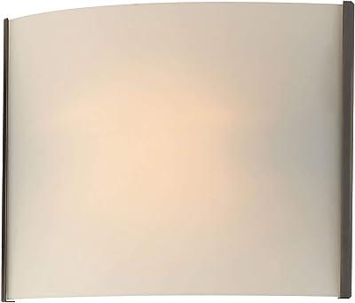 Alico Lighting BV711-10-45 Vanity Light, Oil Rubbed Bronze