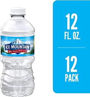 Best ice mountain 12 pack Reviews