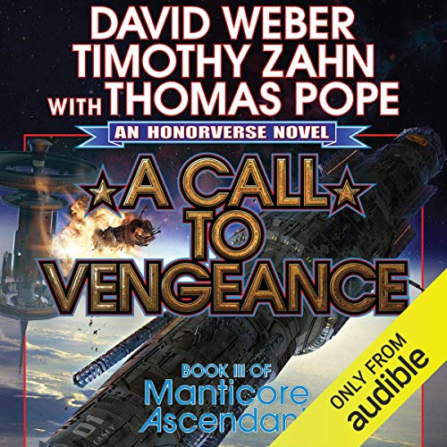 A Call to Vengeance audiobook cover art