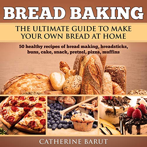 Bread Baking audiobook cover art
