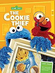 Image: Watch Sesame Street: The Cookie Thief | Cookie Monster is wrongly accused of stealing world-famous masterpieces in this hilarious parody set at the Museum of Modern Cookies. Can Elmo and friends find the real Cookie Thief?
