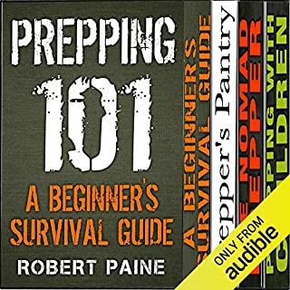 The Ultimate Prepper Collection audiobook cover art