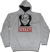 Dibbs Clothing Men's Lil Wayne Weezy Rap Mp3 Hoody