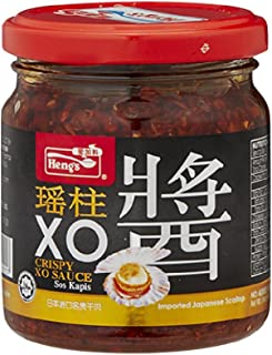 Heng's Crispy XO Sauce 180g (628MART) (15 Count)