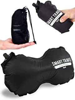 SmartTravel Lumbar Support Pillow for Travel-Airplane