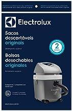 Kit com 3 Sacos Descartáveis Csehv Para Aspirador de Pó Electrolux Hidrovac Branco