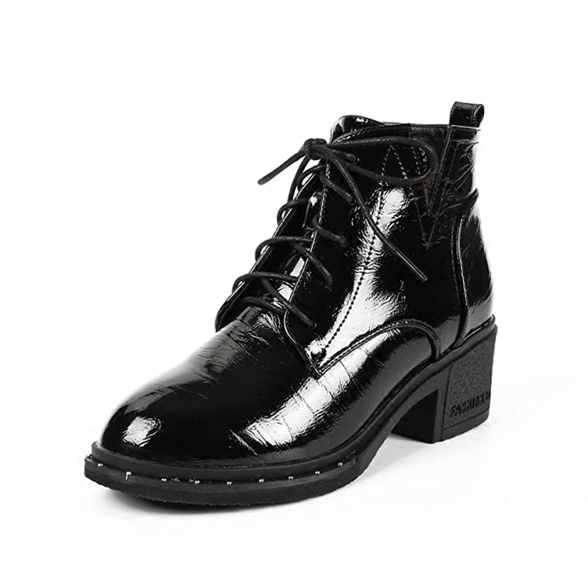 パリティ憧れセンチメートルLIANGJUN 女性の靴アンクルブーツ春冬屋外スポーツ観光、6サイズ、2種類の利用可能 ( 色 : Black-2# , サイズ さいず : EU35=UK4=L:225mm )