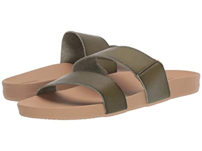 Reef Cushion Bounce Vista (Olive) Women